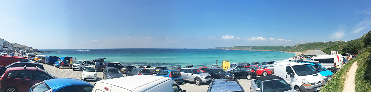 Parking Sennen